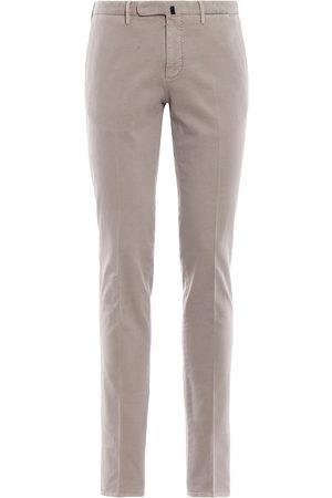 Incotex Men's Trousers 1AGW82.40538 416 MEDIUM BEIGE