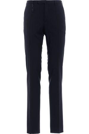 Incotex Men's Trousers 1AT030.5855T 822 BLU SCURO