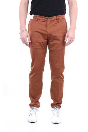 RE-HASH Trousers Regular Men Rust
