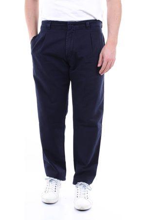 DEPARTMENT FIVE DEPARTMENT 5 Trousers Regular Men Navy