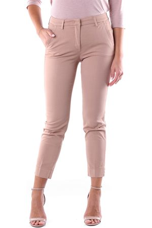 VIA MASINI 80 Trousers Chino Women Dark
