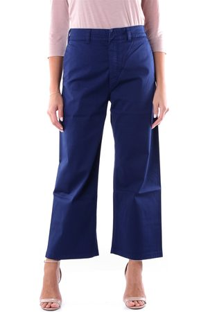 DEPARTMENT FIVE Women Jeans - DEPARTMENT 5 Trousers Cropped Women