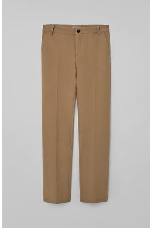 Loreak Mendian Lan Camel Trousers