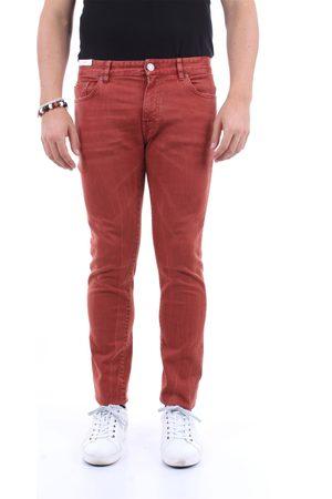 PT Torino Men Jeans - Jeans Regular Men Rust