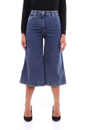 PT Torino Jeans Cropped Women Dark jeans