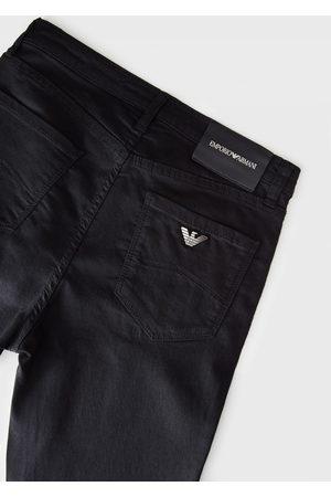 Emporio Armani J20 Stretch Denim Skinny Jeans