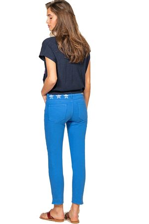 FIVE JEANS 175 COLETTE Classic Skinny Jean Royal