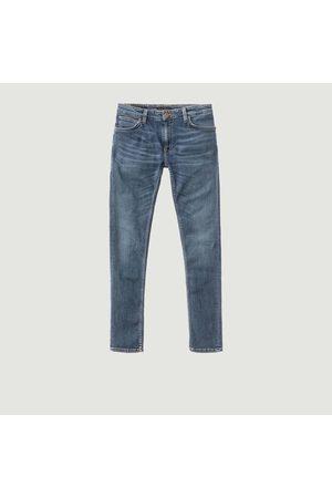 Nudie Jeans Skinny Linen DARK NAVY Jeans