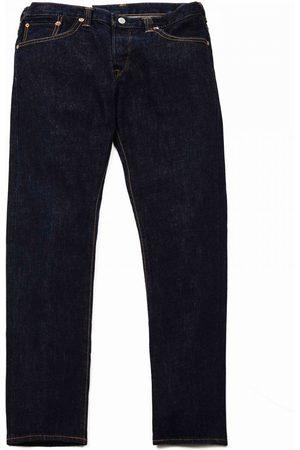 Edwin Men Straight - Jeans Loose Straight Rainbow Selvedge Denim - Rinsed