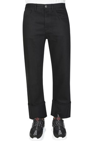 VALENTINO 2099 Cropped Tapered Jeans