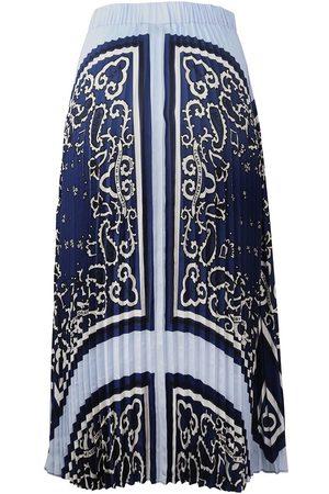 Scotch&Soda Women Pleated Skirts - Scotch & Soda Ams Blauw Pleated Skirt
