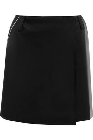 WALK OF SHAME Leather Skirt