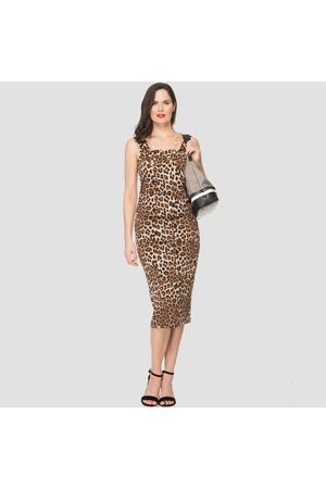 Joseph Ribkoff Leopard Skirt Style 193553