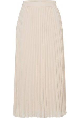 Riani Pleated Midi Skirt