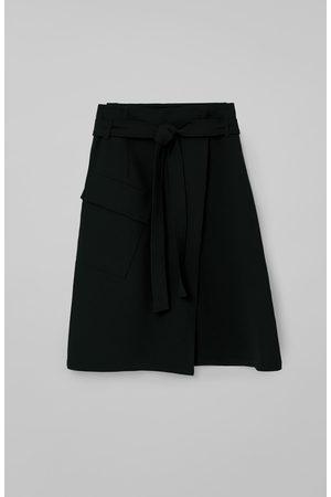 Loreak Mendian Brief A Line Skirt