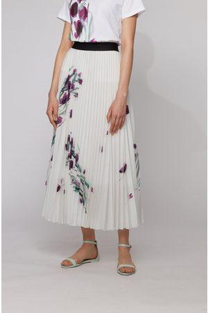 HUGO BOSS Women Pleated Skirts - Vespilsa Pleated Skirt