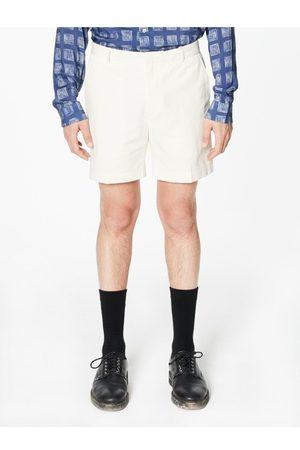 Capsul Men Shorts - Sonar Flecked Off Cotton