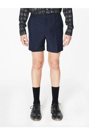Capsul Men Shorts - Sonar Mohair Wool