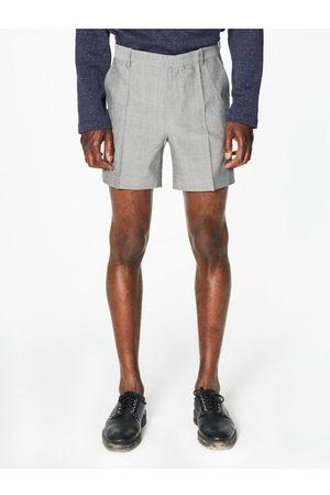 Capsul Sonar Flecked Grey Wool