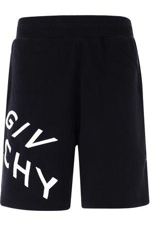 Givenchy MEN'S BM50MW30AF004 COTTON SHORTS
