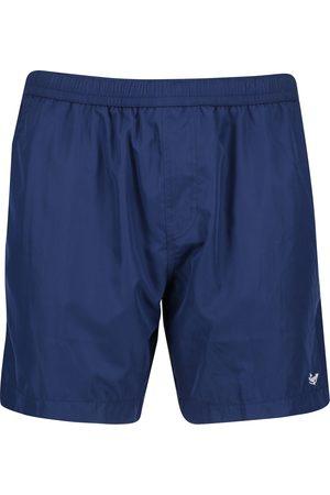 Zinga Mens Zegna Long Swim Shorts