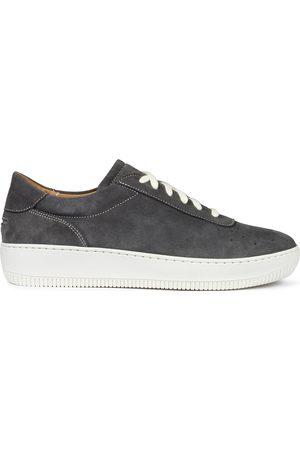 Unseen Footwear Clement Suede Contrast Grey