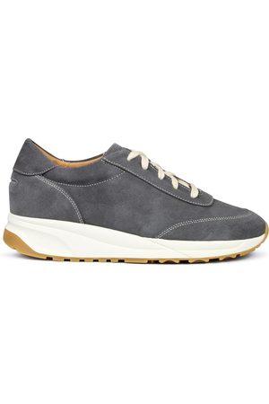 Unseen Footwear Trinity Suede Contrast Grey
