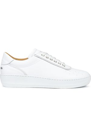 Unseen Footwear Clement Leather Tonal White