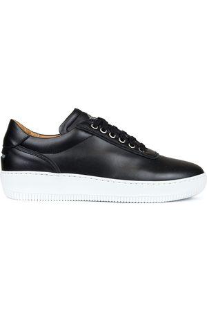 Unseen Footwear Clement Leather Tonal Black