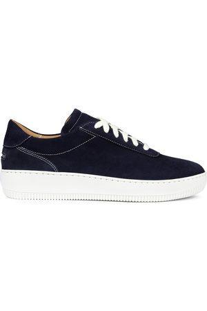 Unseen Footwear Clement Suede Contrast Navy