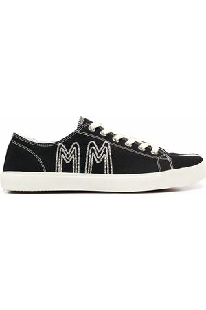 Maison Margiela MEN'S S57WS0400P4080H8650 COTTON SNEAKERS