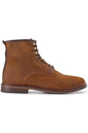 Shoe The Bear Curtis suede boots, Colour: TAN