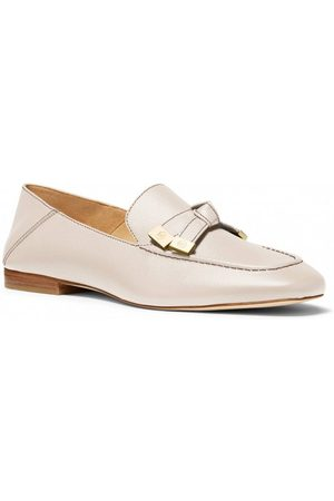 Michael Kors Ripley Tie Leather Loafer
