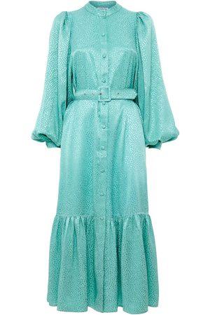 Paolita Mint Charlotte Dress