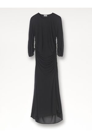 By Malene Birger JESSAMINE DRESS BLACK