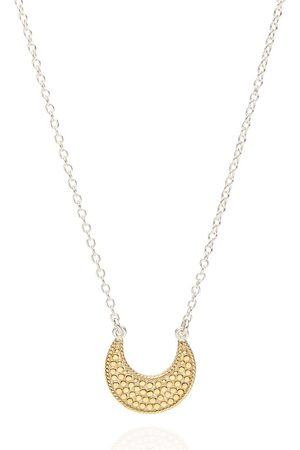 Anna Beck Signature Reversible Crescent Necklace