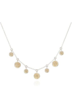 Anna Beck Mini Disc Charm Necklace