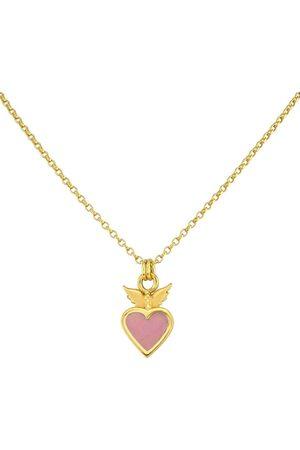 Sophie Harley Highbury Heart Necklace