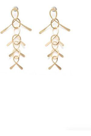 Kalmar Feather Earrings