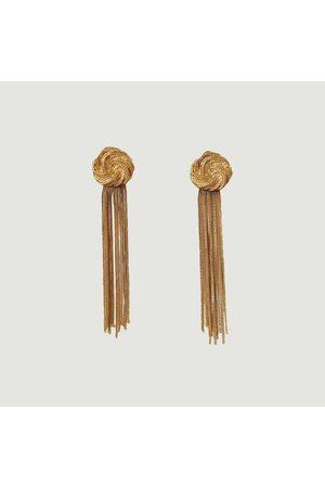 Bonanza Paris Women Earrings - Antoinette earrings Plaqué Or