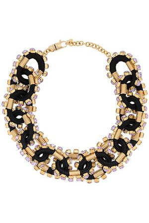 Dsquared2 WOMEN'S NEW004418401811M645 METAL NECKLACE