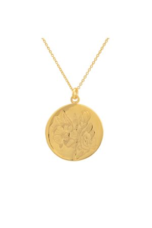 Cabinet Jewellery Eden Coin Necklace