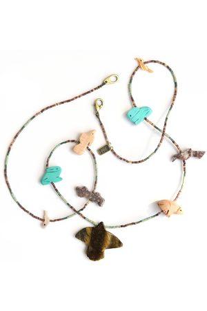 Indochine Navajo Necklace Medium