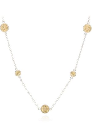 Anna Beck Dotted Station Necklace