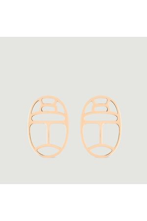 GINETTE NY Wish Earrings Pink