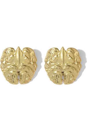 Natia X Lako Women Earrings - Walnut Earrings