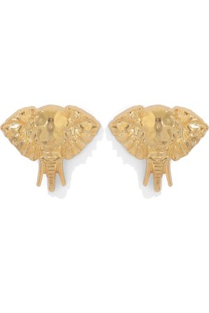Natia X Lako Small Elephant Earrings