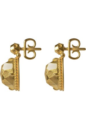 Natia X Lako Crystal Earrings