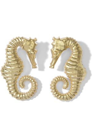 Natia X Lako Sea Horse Earrings