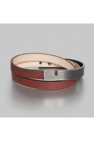 URSUL U-Turn Twice Bracelet Fauve